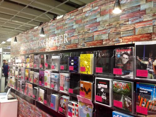 Anmäl din tidskrift till Bokmässan 2016